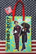 トレーダージョーズエコバッグ50周年限定 トレジョエコバッグ トレーダージョーズハリウッド アメリカ雑貨屋 サンブリッヂ