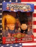 トランプ大統領トロール人形 キムジョンウントロール人形 金正恩フィギュア トランプ大統領フィギュア アメリカ雑貨屋