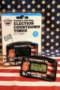 トランプ大統領カウントダウンタイマー トランプ時計 卓上時計 カウントタイマー トランプ大統領 アメリカ雑貨屋 SUNBRIDGE