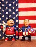 トランプ大統領フィギュア キムフィギュア 大統領フィギュア アメリカ雑貨通販 SUNBRIDGE