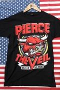 アメリカTシャツ バンドTシャツ ピアスザヴェイル Pierce the Veil アメリカ雑貨屋 サンブリッヂ 岩手雑貨