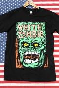 アメリカTシャツ バンドTシャツ ホワイトゾンビ WHITEZONBIE アメリカ雑貨屋 サンブリッヂ 岩手雑貨