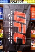 UFC フラッグ タペストリー アメリカ格闘技 応援グッズ バナー 看板 アメリカ雑貨通販 サンブリッヂ
