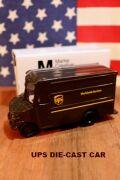 UPSミニカー ダイキャストカー UPS アメリカ雑貨屋 サンブリッヂ ホットウィール 通販