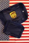 UPSポーチ UPSトラベルポーチ 旅行ポーチセット アメリカ雑貨通販 SUNBRIDGE