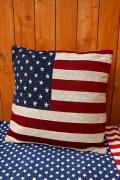 アメリカクッション 星条旗クッション  カリフォルニアスタイル アメリカ雑貨屋 SUNBRIDGE