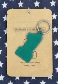 USAキーホルダー ダメージカラープレート ビンテージキーチェーン アメリカ雑貨屋 サンブリッヂ 通販