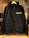 カデットパーカー USAF 空軍士官学校 ジャケット ミリタリー アメリカ雑貨屋 サンブリッヂ 看板通販