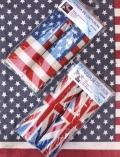 アメリカ柄シートベルトカバー イギリスシートベルトカバー 星条旗 カーアクセ アメリカ雑貨屋 サンブリッヂ