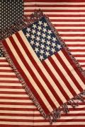 星条旗フロアマット アメリカ柄マット USA ラグマット アメリカ雑貨屋 サンブリッヂ