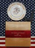 アメリカ海兵隊沖縄基地記念プレート 海兵隊プレート USMC沖縄 アメリカ雑貨屋 サンブリッヂ ミリタリー通販