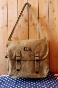 ミュゼットバッグ ミリタリーショルダーバッグ ミリタリーバッグ アメリカ軍バッグ ミリタリー雑貨屋