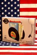 レコードブックスタンド 本立て ブックエンド レコード アメリカ雑貨通販 サンブリッヂ  SUNBRIDGE