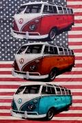 ワーゲンバス看板 VW看板 アメリカ雑貨屋 サンブリッヂ