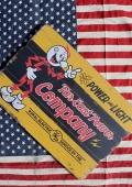 レディキロワット 木製看板 ビンテージウッドサイン  レディキロ アメリカ電力会社 アメリカ雑貨屋 サンブリッヂ 通販