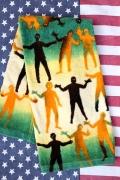ゾンビタオル ゾンビフェイスタオル ハロウィンコスチューム  ハロウィンアメリカ雑貨通販 サンブリッヂ 通販