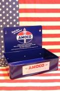 AMOCOマルチトレイ AMOCO小物入れ 壁掛け小物入れ アメリカ雑貨屋 サンブリッヂ アメリカン雑貨 通販