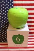 アップルカスタムプレート プレートセット グリーン 皿 食器 アメリカ雑貨屋 サンブリッヂ 通販