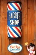 バーバー看板 BARBER看板 美容室看板 理容看板 アメリカ雑貨通販 サンブリッヂ SUNBRIDGE
