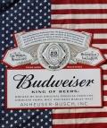 バドワイザー看板 バー看板 バドワイザーラベルサイン ビールブリキ看板 アメリカ雑貨屋 サンブリッヂ アメリカン看板通販