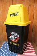 ダストボックス DRIVE IN BURGER アメリカンダストボックス ゴミ箱 アメリカ雑貨通販 アメリカ雑貨屋 SUNBRIDGE サンブリッヂ