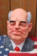 ゴルバチョフ大統領 ソ連大統領 フィギュア アメリカ雑貨屋 サンブリッヂ通販