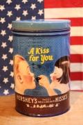 ハーシーズ キッシングキッズキャニスター キャニスター クッキージャー セラミック HERSHE'S アメリカ雑貨屋 サンブリッヂ