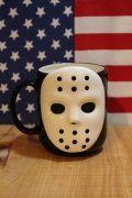 ジェイソンマグカップ ホラーマグカップ ジェイソン ホラー映画 アメリカ雑貨通販 SUNBRIDGE