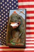 恐竜ティッシュケース ティラノティッシュケース おもしろ雑貨通販 アメリカ雑貨屋 SUNBRIDGE