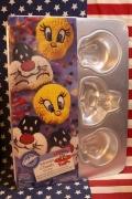 ルーニーテューンズケーキ型 LOONEYTUNES ケーキ型 デッドストック アメリカ雑貨屋 サンブリッヂ アメリカン通販