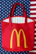 マクドナルドバッグ ポテトバッグ マックポテトバッグ アメリカマクドナルド サンブリッヂ アメリカン雑貨通販  SUNBRIDGE