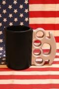 メリケンサック缶クーラー メリケンサック型 缶クーラー ドリンクホルダー アメリカ雑貨屋 サンブリッヂ  おもしろ雑貨通販