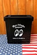 ムーンアイズトラッシュビン ゴミ箱 収納ボックス ムーンアイズ MOONEYES アメリカ雑貨屋 サンブリッヂ アメリカ看板通販