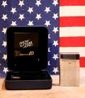USB充電式プラズマライター ライター USB充電式 ケース付き アメリカ雑貨屋 SUNBRIDGE