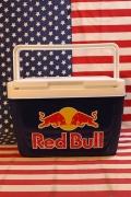 レッドブルクーラーボックス クーラーボックス Redbull アウトドアグッズ  アメリカ雑貨屋 サンブリッヂ アメリカ雑貨通販