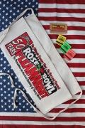 ローズボールエプロン ROSEBOWL フリーマーケット ローズボール オリジナル  アメリカ雑貨屋 サンブリッヂ