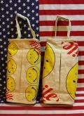 スマイルティッシュカバー スマイリーフェイス ティッシュカバー アメリカン雑貨 サンブリッヂ 通販商品