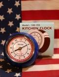 キッチンクロック マグネット付き 時計 ダルトン アメリカ雑貨屋サンブリッヂ SUNBRIDGE 岩手雑貨屋