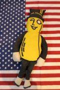 ミスターピーナッツ Mr.PEANUTS 人形 ヴィンテージ人形 アメリカ雑貨屋 サンブリッヂ通販