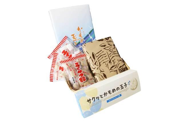 三陸銘菓詰め合わせセット