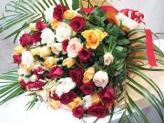 バラ 花束