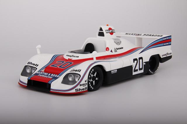 TSM MODEL 1/18 ポルシェ 936 #20 マルティニレーシング 1996 Mosport 3位 J・イクス