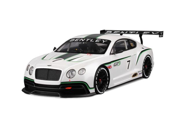 TSM 1/18 ベントレーコンチネンタル GT3 2013 グッドウッド・フェスティバル・オブ・スピード 限定500個