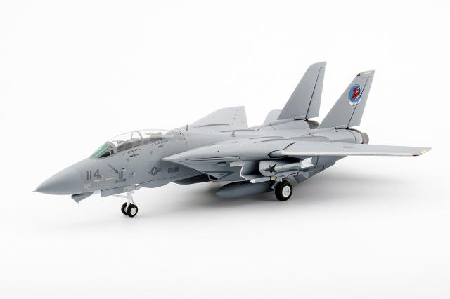 TSM WINGS 1/72 ノースロップ グラマン F-14A VF-1 #114 Top Gun マーベリック&グース