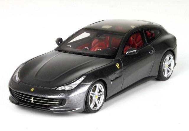 BBR 1/43 フェラーリ GTC4 ルッソ T 2016 ガンメタル