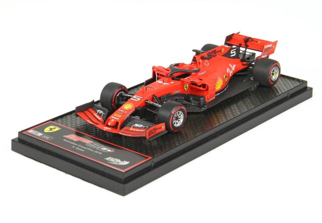 BBR 1/43 フェラーリ SF90 オーストラリアGP 2019 #5 S. Vettel