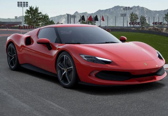 【予約】 BBR 1/43 Ferrari 296 GTB Rosso Corsa 322