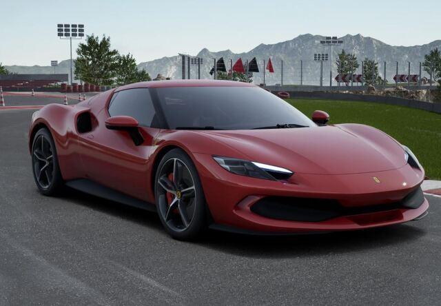 【予約】 BBR 1/43 Ferrari 296 GTB Rosso Imola