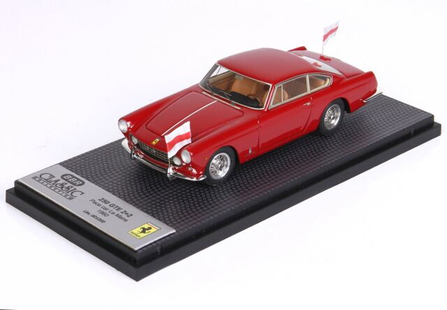 【予約】BBR 1/43 Ferrari 250 GT 2+2 PACE CAR Le Mans 1960