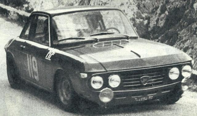 BEST MODEL 1/43 ランチア フルビア クーペ 1.2 HF ツール・ド・コルス 1965 Cella/Gemenara #119 アマラントモンテベロ ランチアラリー公式デビュー車両